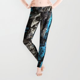 Areus, an abstract Leggings
