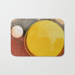 Kuaray and Jacy (Sun and Moon) Bath Mat