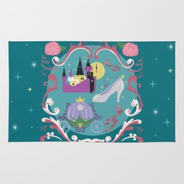 A Fairy Tale With A Happy Ending Rug