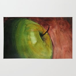 Fresh Green Apple Rug