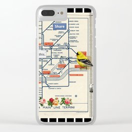 You Like This in London Clear iPhone Case