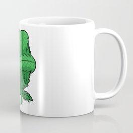 Weed Fist | Cannabis Marijuana THC CBD Coffee Mug
