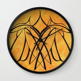 Women Together Wall Clock