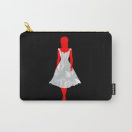 Bridesmaid Silk Dress Carry-All Pouch