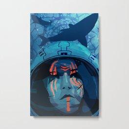 Tigerlily Metal Print