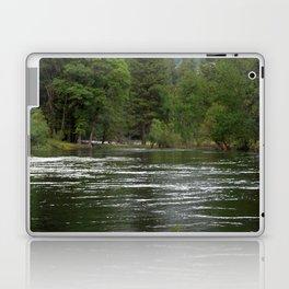 Yosemite Merced River Laptop & iPad Skin