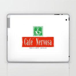 FRASIER - Café Nervosa Laptop & iPad Skin