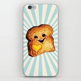 Toast iPhone Skin
