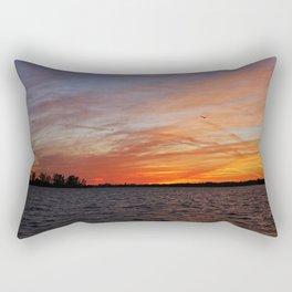 Keeping Faith Rectangular Pillow