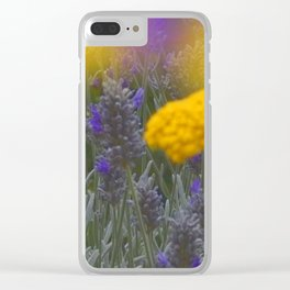little pleasures of nature -166- Clear iPhone Case