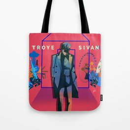TALKIE BOY TOUR PINK Tote Bag