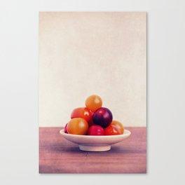 tomates II Canvas Print