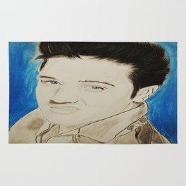 The King, Elvis Presley Rug