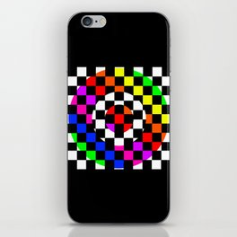 Triggle | Colorful Secret Geomoetry | Play iPhone Skin