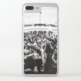 To Pimp a Butterfly Clear iPhone Case