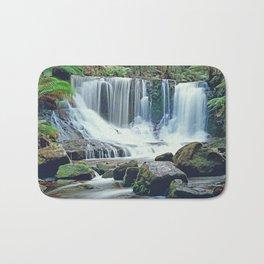 Horseshoe falls Tasmania Bath Mat
