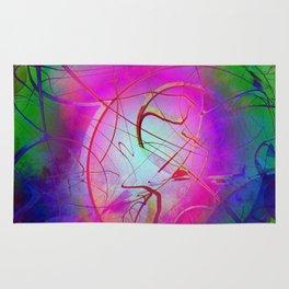 Abstract 2017 034 Rug
