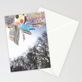 secret sky Stationery Cards