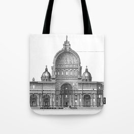 St. Peter Basilica - Rome, Italy Tote Bag