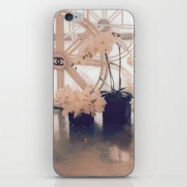 Coco No. 5 Floral Exhibit iPhone Skin