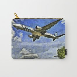 Airliner Vincent Van Gogh Carry-All Pouch