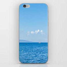 Shades of Blue iPhone Skin