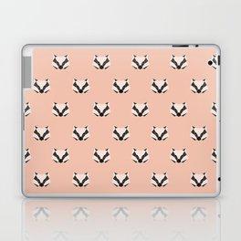 Badger Pattern Laptop & iPad Skin