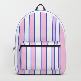 Strips 2-line,band,striped,zebra,tira,linea,rayas,rasguno,rayado. Backpack