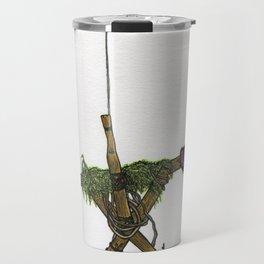 Blair Witch Stick Man Travel Mug