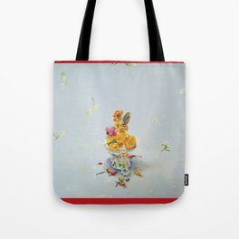 Year of the Rooster (with border) Tote Bag