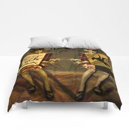 """Mala mujer"" Comforters"