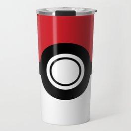 Poke-Ball Travel Mug