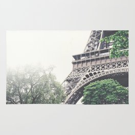 Eiffel Tower, Paris Rug