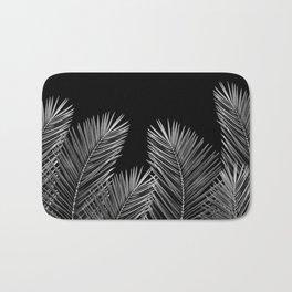Dark Palm Skies Bath Mat