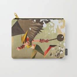 Flying and Hitting Stuff is Awesome Carry-All Pouch