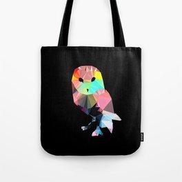 Crystal Owl Tote Bag