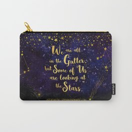 Wilde - Looking At The Stars Carry-All Pouch