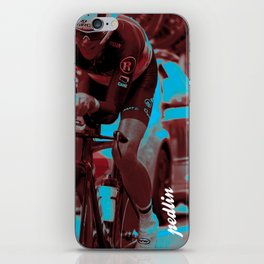 Leopard-Trek Colours iPhone Skin