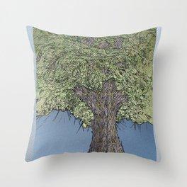 ALDER Throw Pillow