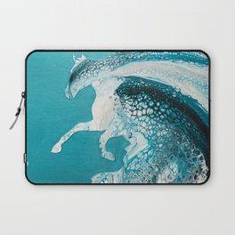 Ocean Horse Laptop Sleeve