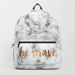 Be Brave Marble 045 Backpack