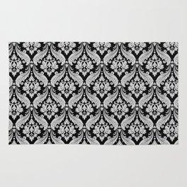 Demask   Filigri   Goth Aesthetics   Romantic Gothic   Victorian Rug