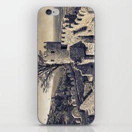 Castelo dos Mouros, Sintra, Portugal iPhone Skin