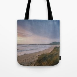 Rodanho beach, Viana do Castelo, Portugal. (II) Tote Bag