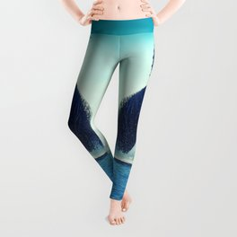 Happy Whale Leggings