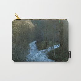 Rushing waters at Salt creek.... Carry-All Pouch