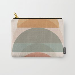 Geometric 01 Carry-All Pouch