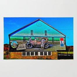 Lincoln Highway Barn Rug