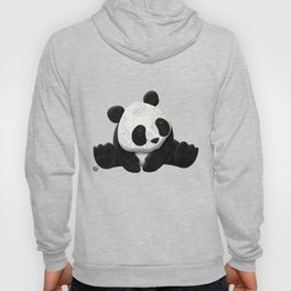 Lace Agate Panda Hoody