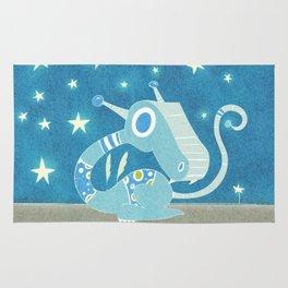 Blue Dragonie Rug